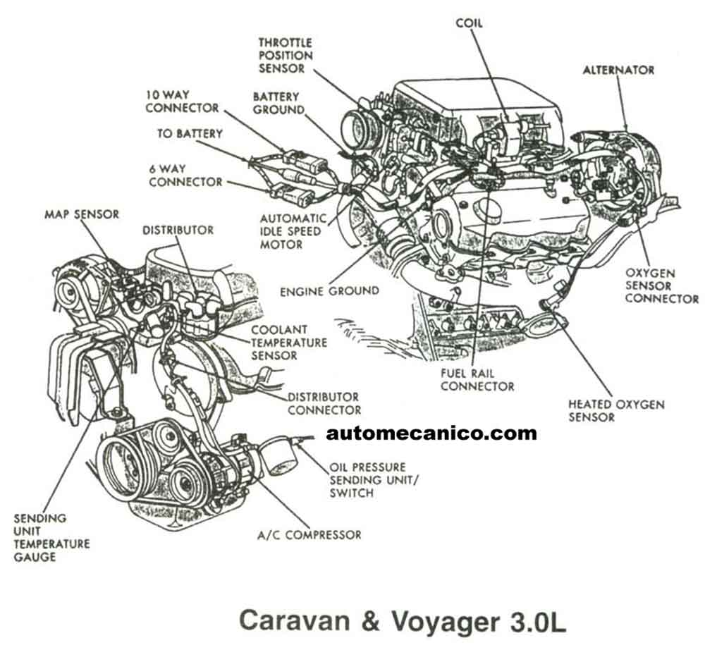 2002 honda alternator bracket diagram